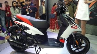 5. Aprilia SR 150 Specs & Review