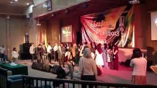 Bintang pop Universitas Indonesia 2013 Result  by AG Sudibyo