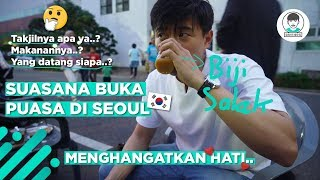 Video Begini toh.. Suasana buka puasa di Seoul.. MP3, 3GP, MP4, WEBM, AVI, FLV Juni 2019