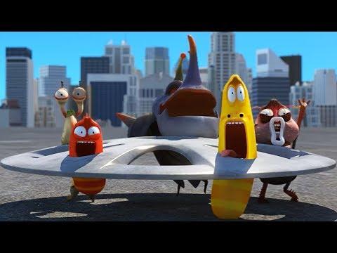 LARVA - ROAD RAGE | Cartoon Movie | Cartoons For Children | Larva Cartoon | LARVA Official