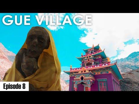 Mummy of the Middle Land | Spiti Valley Roadtrip Ep:08 | Gue Village to Dhankar | #WhereDoWeGoNow