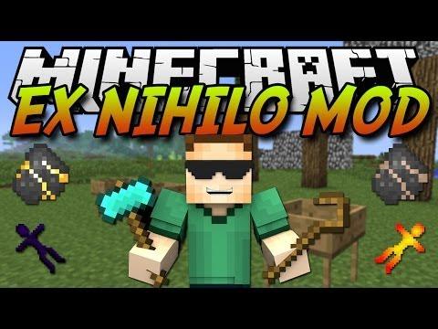Minecraft Mods   Ex Nihilo Mod   Modded Skyblock Companion   1.6.4