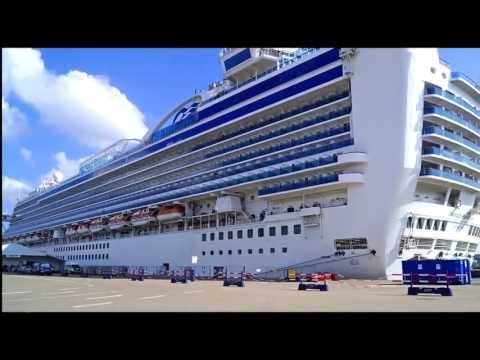 Beautiful Slide Show of Emerald Princess