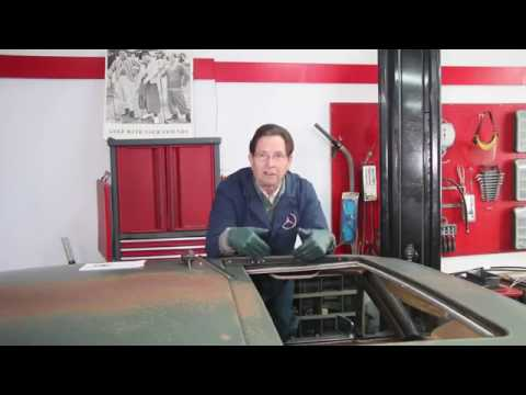 Researching and Testing Replacement Mercedes Sunroof Side Seals