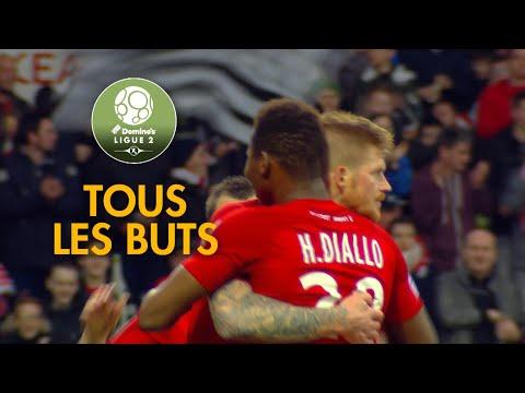 Tous les buts de la 32ème journée - Domino's Ligue 2 / 2017-18