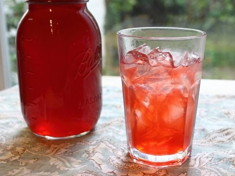 How to make Strawberry Soda! YUM!