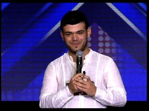 سامح صنديد - The X Factor 2013