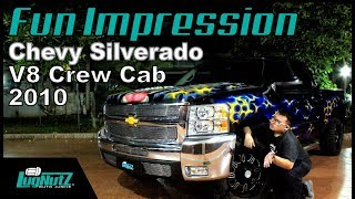 Video Double Cabin V8 RAKSASA Asli AMERIKA! - Chevrolet Silverado FUN IMPRESSION | LUGNUTZ Indonesia MP3, 3GP, MP4, WEBM, AVI, FLV April 2019