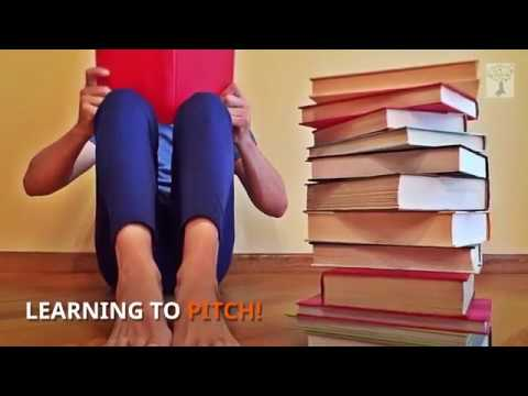 Pitching for investors - Great ideas need a clear voice!