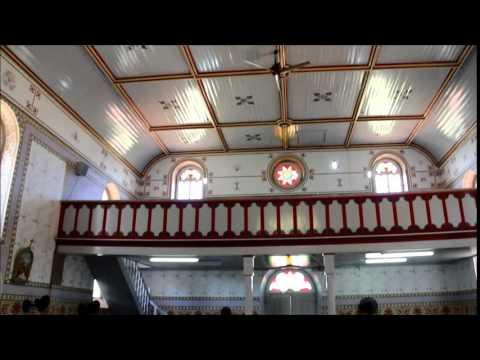 Capela Cristo Rei Parte de baixo da capela