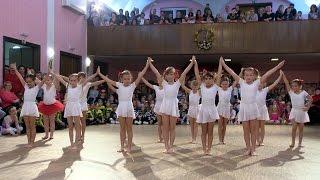 Mohelnický talent 2016 - žákyně 1. ročníku tanečního oboru ZUŠ Mohelnice