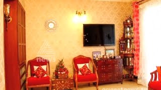 Traditional Style 3 Bed Room Flat in Ernakulam | Dream Home 23 April 2016