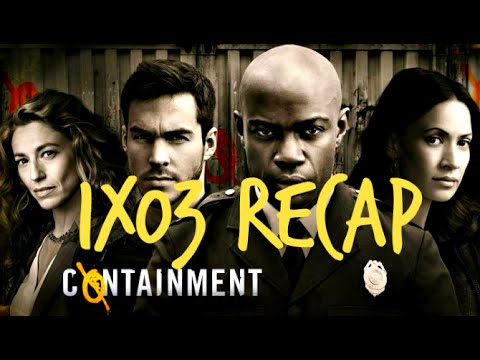"Containment Season 1 Episode 3 Review ""Be Angry At The Sun"""