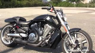 9. Used 2011 Harley Davidson V-Rod Muscle Motorcycles for sale