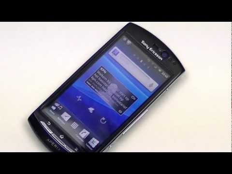 Sony Ericsson Xperia neo V review (EN)