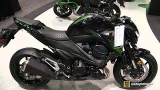 7. 2016 Kawasaki Z800 ABS - Walkaround - 2015 AIMExpo Orlando