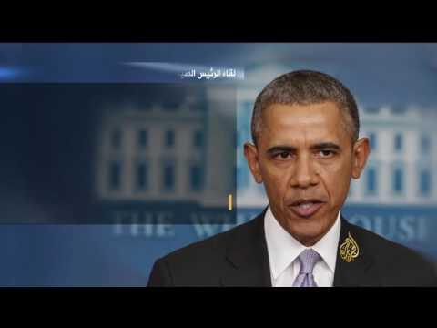 #فيديو : توتر بين مرافقي #أوباما ومسؤولين صينيين في #قمة_العشرين.. وعكس ذلك مع #بوتين