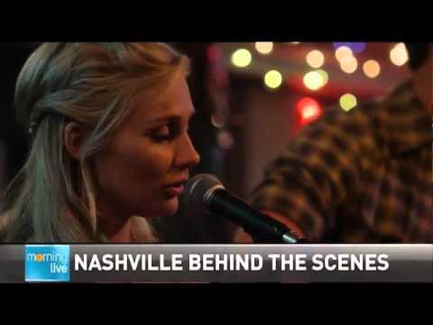 Nashville Season 4 Behind The Scenes- The Bluebird Cafe