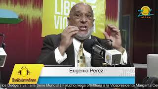 Kaki Vargas y Eugenio Perez invitan a la inauguración del Bulevar Johnny Pacheco en SDE