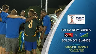 OFC TV Production - Copyright OFC TV © June 2017. The Solomon Islands left everything on the pitch this evening as they...