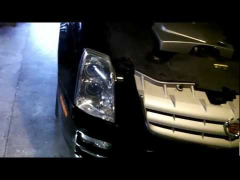 Headlight Replacement – 2006 Cadillac STS