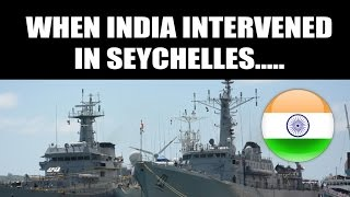 India started making inroads in Indian Ocean diplomacy in 1980s under the leadership of Indira & Rajiv Gandhi....Here is another operation which is unknown to ...