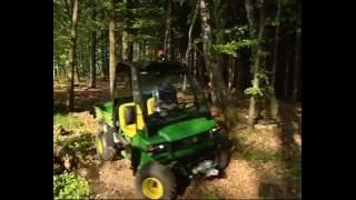 4. IPSO Agricultura - Vehiculul Utilitar John Deere HPX Gator