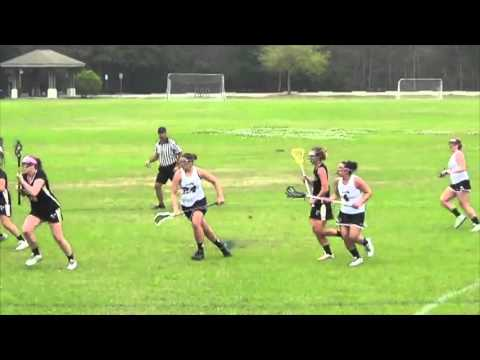 Framingham State Women's Lacrosse 2016 Spring Break Highlights