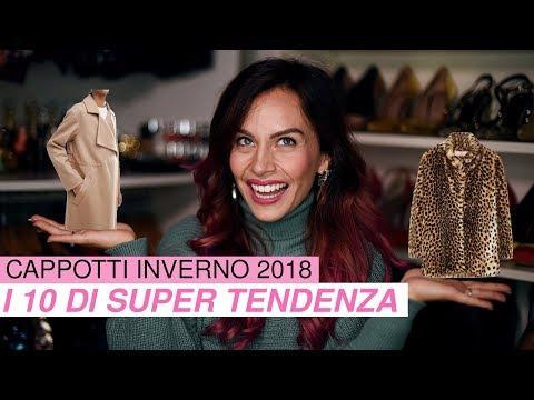 Vestirsi alla moda: 10 CAPPOTTI E GIUBBOTTI DI TENDENZA INVERNO 2018!