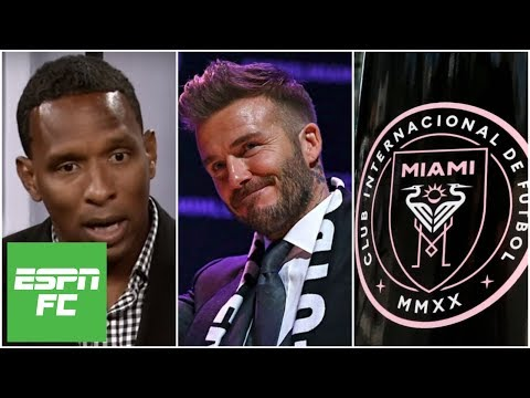 Inter Miami CF: Reacting To Name Of David Beckham's New MLS Team | ESPN FC