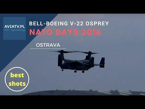 NATO Days in Ostrava 2016 Bell-Boeing...