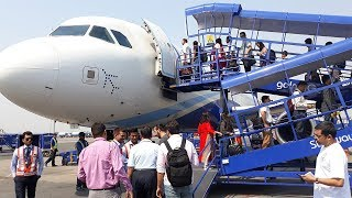 My Journey with IndiGo Airlines from New Delhi | Complete Flight Report