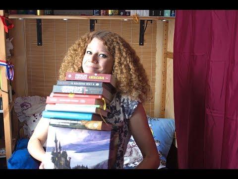XXXL Lesemonat Juni ´17 | Das Bücherregal
