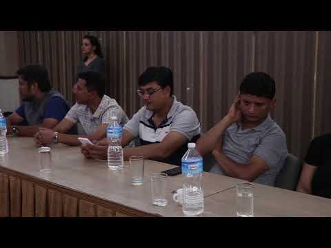 (Vice President of Infosec Nepal, Kumar Kumar Pudasaini - : 2 minutes, 54 seconds.)