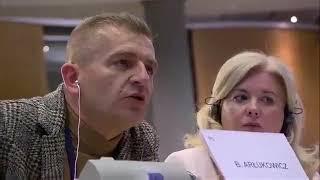 Arłukowicz merytorycznie dąży w PE do ujednolicenia standardów leczenia w Europie.