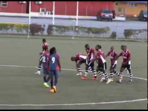 Caledonia AIA  (1-2)  North East Stars FC