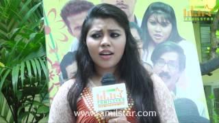 Jennifer at Kalkandu Movie Team Interview