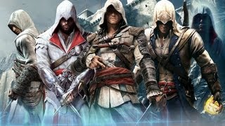 Nonton Assassin S Creed   Four Legends Of The Past  Hd  Film Subtitle Indonesia Streaming Movie Download