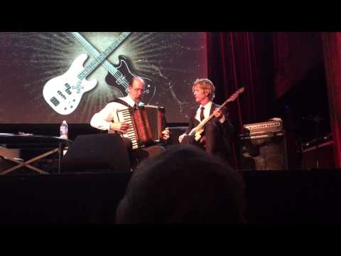 Sweet Child O' Mine by Krist Novoselic (on accordion) and Duff McKagan