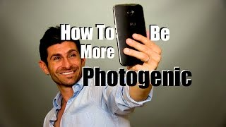 Video How To Be More Photogenic | Look Better In Pictures | 6 Tips MP3, 3GP, MP4, WEBM, AVI, FLV Juli 2018