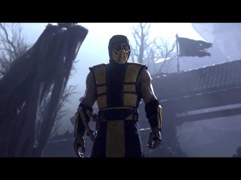Mortal Kombat 11 Game Movie All Cutscenes The New Era