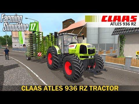 Claas Atles 936 v1.0