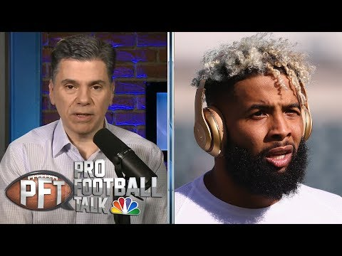 Video: Why Odell Beckham Jr. could be traded this offseason | Pro Football Talk | NBC Sports