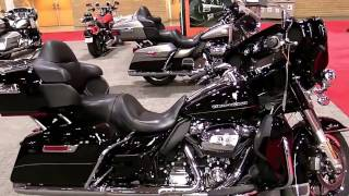 5. 2018 Harley Davidson Ultra Limited Low Exclusive Black Features Edition First Impression Walkaround