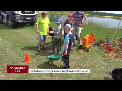 TVS: Napajedla - Den Země na štěrkovišti