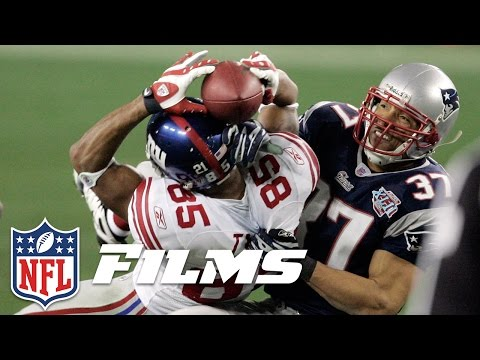 #2 The Giants End the Patriots Perfect Season | NFL Films | Top 10 Upsets