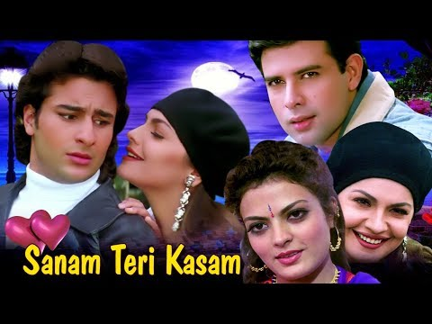 Sanam Teri Kasam Full Movie HD | Saif Ali Khan Hindi Romantic Movie | Pooja Bhatt | Bollywood Movie