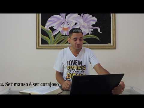 Lição 10 - Mansidão: Torna o Crente Apto para Evitar Pelejas - EBP EM FOCO - 1º Trimestre  2012