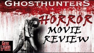 Nonton GHOSTHUNTERS ( 2016 Liz Fenning ) Horror Movie Review Film Subtitle Indonesia Streaming Movie Download