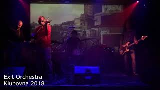 Video Exit Orchestra - Live 2018 - Diy rec.